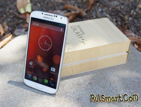 Samsung Galaxy S4 GPE обновляется до Android 5.1