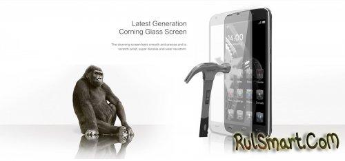 HOMTOM HT6 - смартфон с аккумулятором на 6250 мА/ч