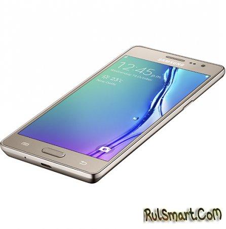 Samsung Z3: обновленный смартфон на Tizen OS