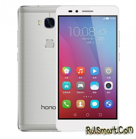Состоялся долгожданный анонс Huawei Honor 5X