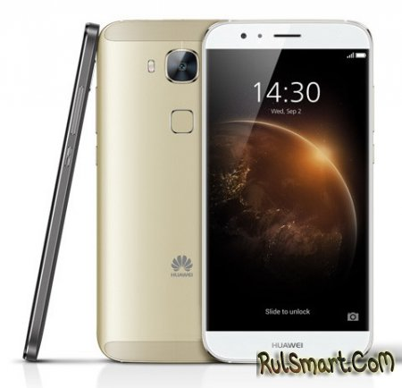 Huawei G7 Plus: металлический смартфон на Snapdragon 615