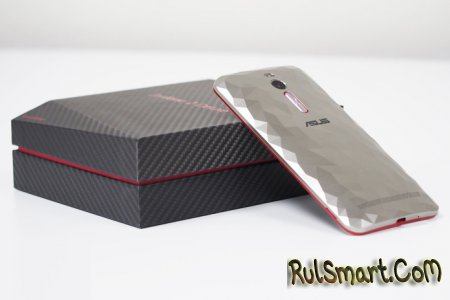 В США начались продажи Asus ZenFone 2 Deluxe Special Edition