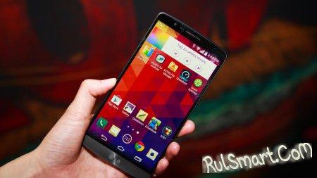 LG G3 получит Android 6.0 в середине декабря