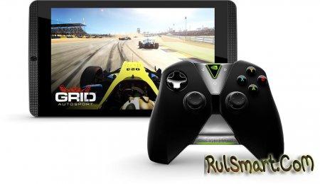 NVIDIA SHIELD TABLET K1: обновленный игровой планшет