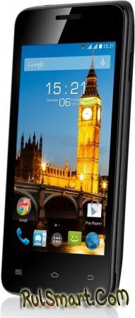 Fly Cumulus 1: ультрабюджетный смартфон за 2990 рублей