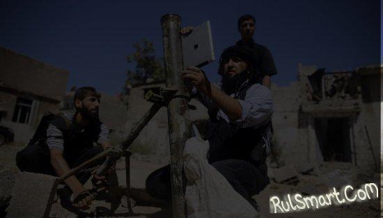 Зачем ИГИЛ использует iPad?
