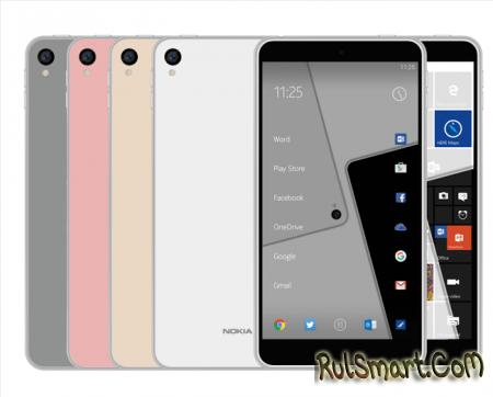Nokia C1: возрождение легенды