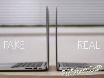 GIEC N16: китайский клон MacBook