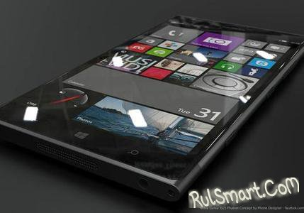 Lumia 1050 - новый камерофон от Microsoft
