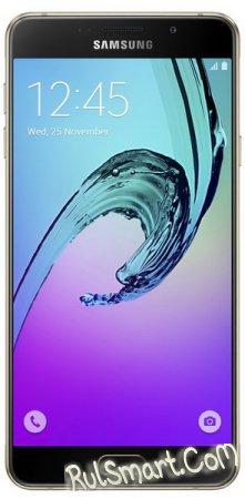 Samsung Galaxy A3, A5 и А7 (2016): троица новых смартфонов