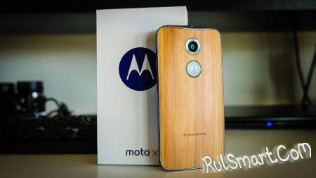 Motorola Moto X (2014) обновляется до Android 6.0
