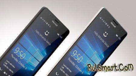 Обновление смартфонов Lumia  до Windows 10 задерживается