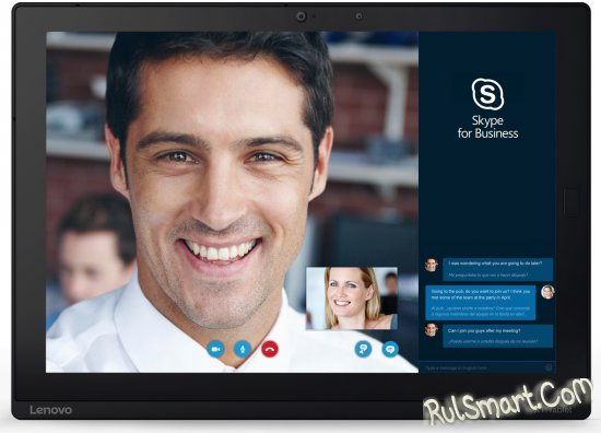 Lenovo ThinkPad X1 Tablet – огромный модульный планшет на Windows 10 Pro