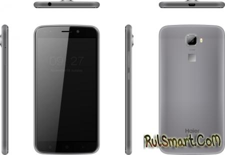 Haier Phone V4 и L56 — пара смартфонов среднего класса