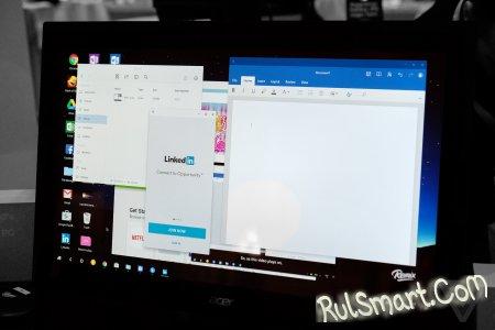 Пользователям показали Remix OS 2.0