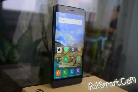 Обзор Xiaomi Redmi Note 2