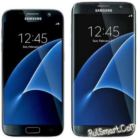 Samsung Galaxy S7 и S7 Edge: внешний вид и характеристики