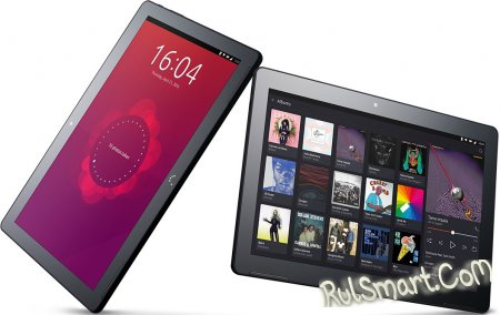 BQ Aquaris M10 Ubuntu Edition � ����� ��������