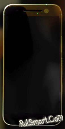 HTC One M10 (Perfume) — первое живое фото