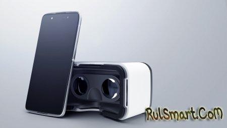 Alcatel Idol 4 и Idol 4S — музыкальные смартфоны из стекла
