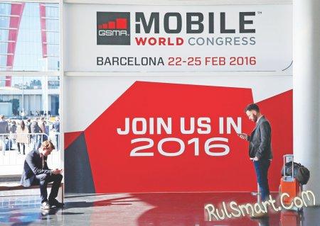 Все анонсы смартфонов на MWC 2016
