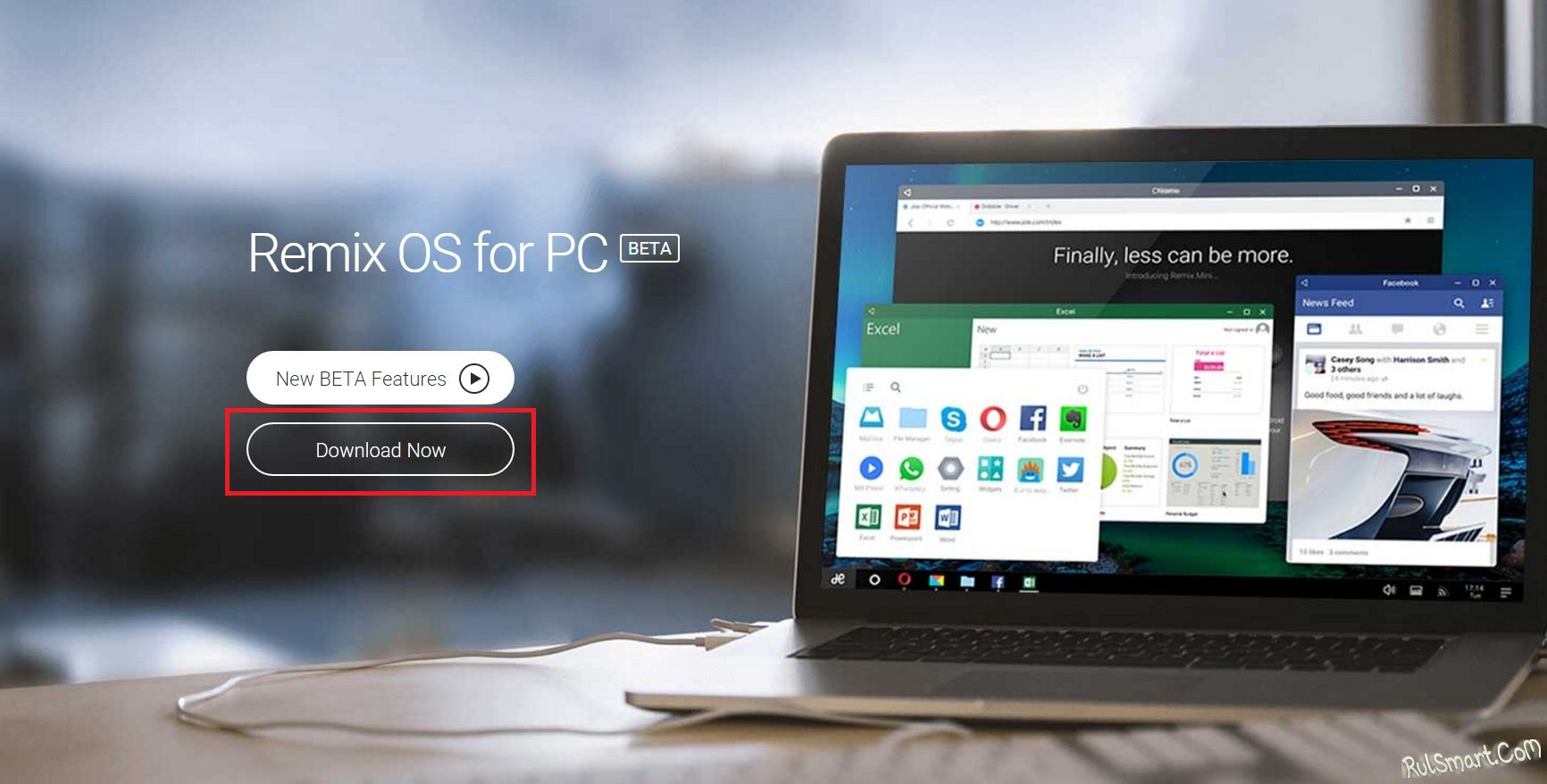 how to download os on android