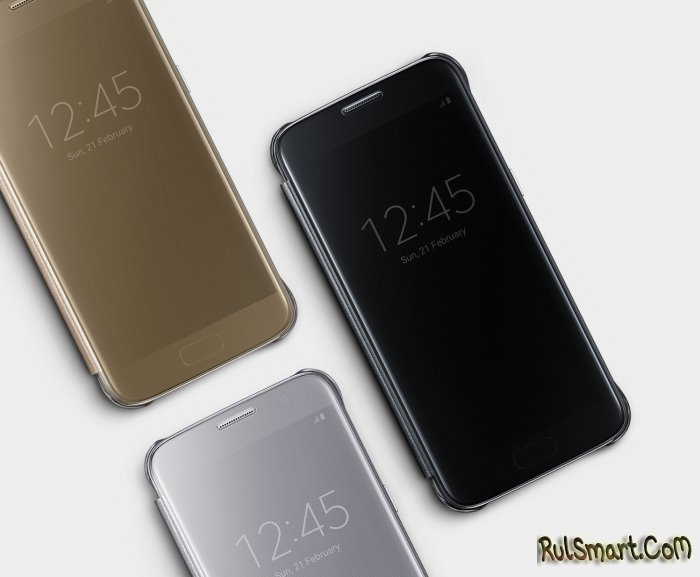 Обзор Samsung Galaxy S7 edge