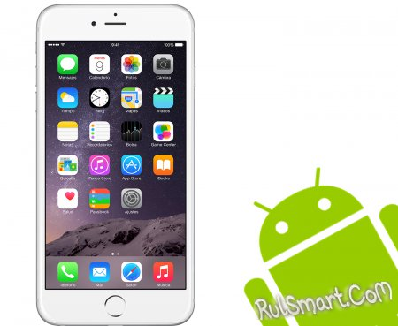 Как установить Android на iPhone?