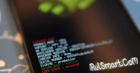 Как разблокировать Bootloader на LG?