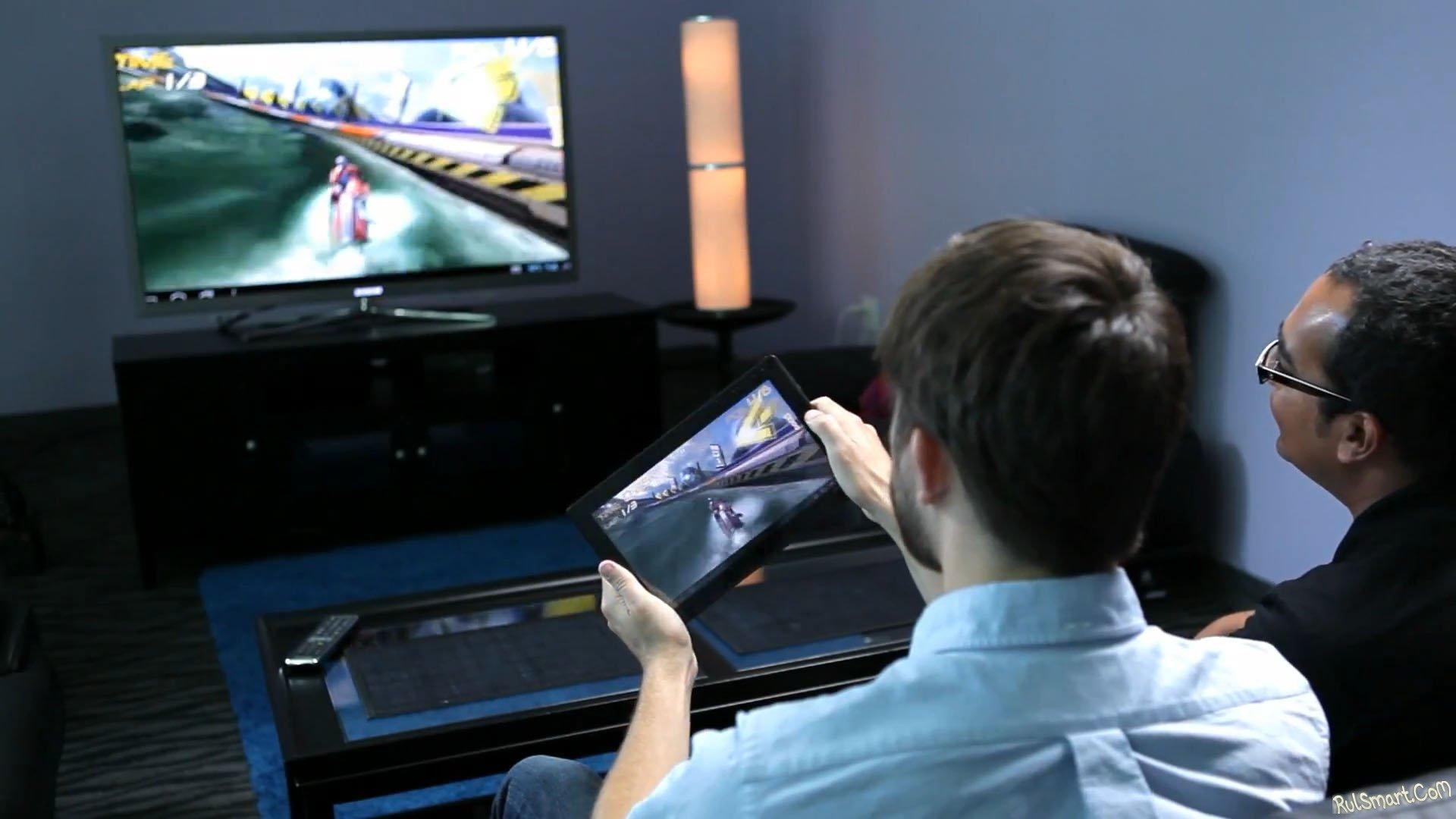 Как онлайн видео в браузере транслировать на экран телевизора с компьютера? 52