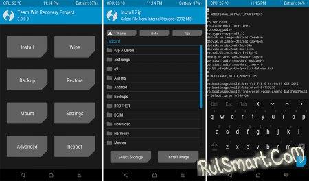 Как получить Root на Nexus 6