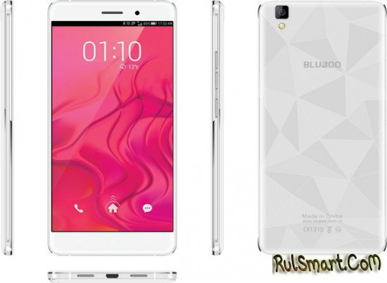 Bluboo Maya — неожиданно дешевый, но достойный смартфон на Android 6.0