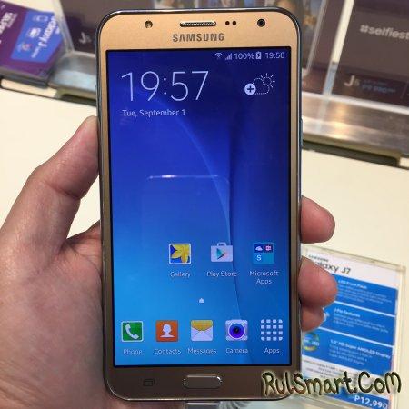 Samsung Galaxy J7 и Galaxy A3 (2016) получили Android 6.0 Marshmallow