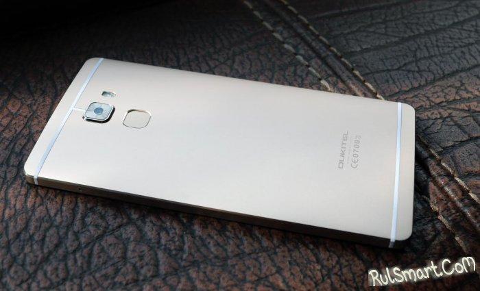 OUKITEL U13 Pro — флагманский смартфон с 13 МП фронтальной камерой