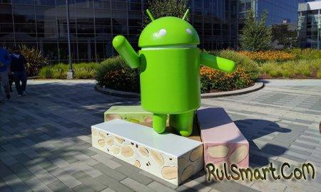 Android 7.0 выйдет в августе, Nexus 5 не получит обновление