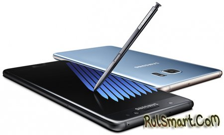 Samsung Galaxy Note 7 — смартфон, который лучше Galaxy S7 edge