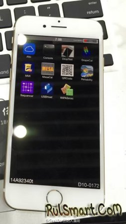 iPhone 7 — первые фото рабочего прототипа