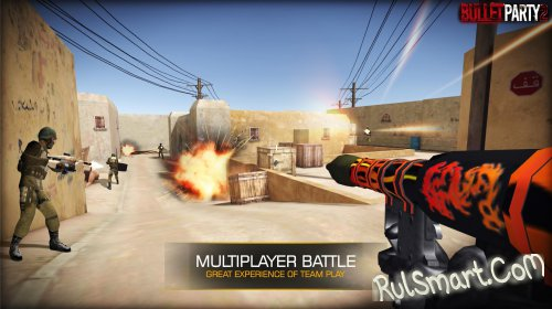 Скачать игру bullet party cs 2 go strike мод много денег