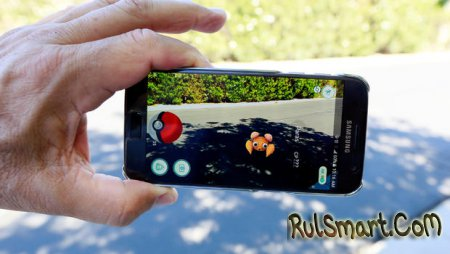 ��� �������� Pokemon GO �� Android