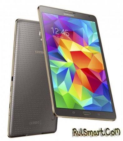 Samsung Galaxy Tab S не обновится до Android 6.0
