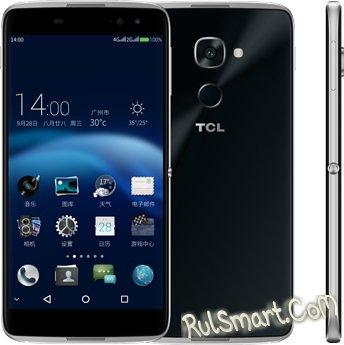 TCL 950 – топовый смартфон со Snapdragon 820 и 4 динамиками