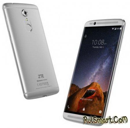 ZTE Axon 7 mini — стильный музыкальный смартфон в металлическом корпусе
