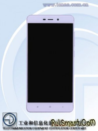 Xiaomi Redmi 4 с аккумулятором на 4000 мАч (фото)