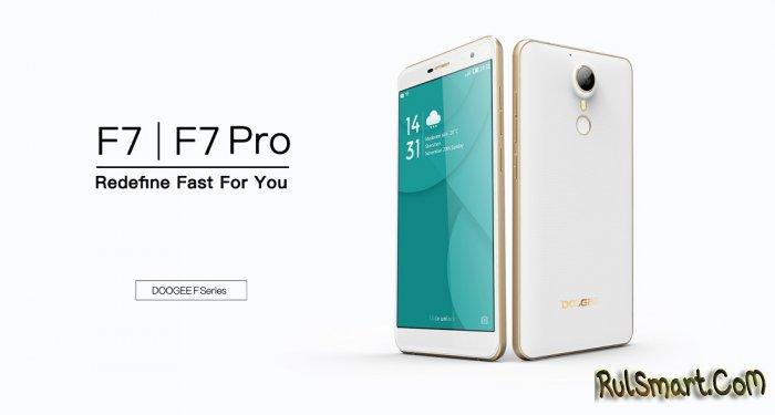 Doogee F7 Pro: Helio X20 и 4 ГБ ОЗУ по цене $250