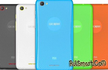 Alcatel Pixi 4 Plus Power: яркий дешёвый бюджетный смартфон