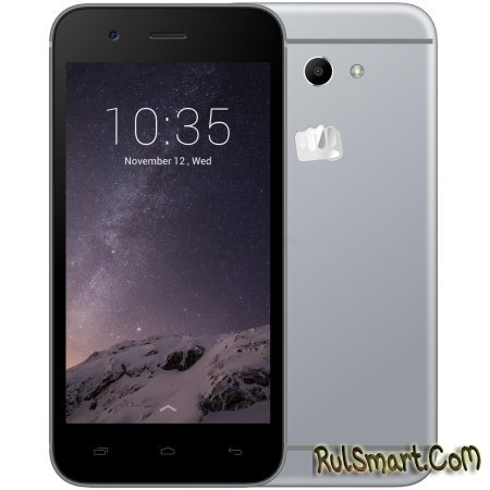 Новые бюджетные смартфоны Micromax: Bolt Q346, Q341 и Q326