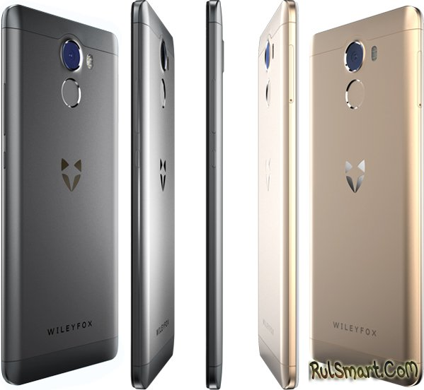 Wileyfox Swift 2 Plus — смартфон на Cyanogen OS 13 уже в России