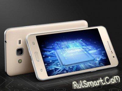 Samsung Galaxy Grand Prime+ — первый смартфон компании с чипом MediaTek