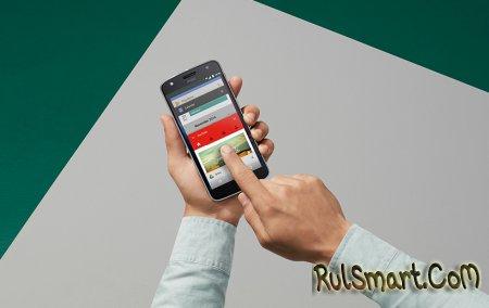 Какие смартфоны Motorola обновятся до Android 7.0