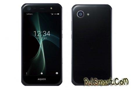 Sharp Aquos Xx3 mini — новый компактный смартфон